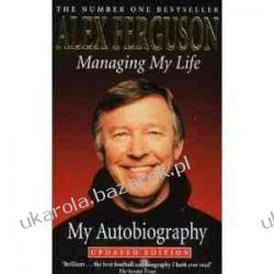 Managing My Life: The Autobiography Alex Ferguson Samochody