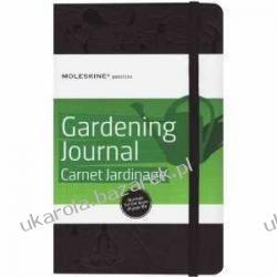 Garden Moleskine Passion Journal Kalendarze ścienne