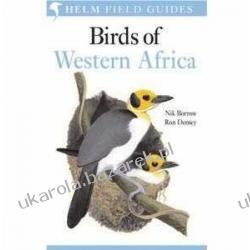 Field Guide to the Birds of Western Africa  Kalendarze ścienne