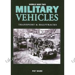 World War Two Military Vehicles Transport and Halftracks Ware Pat Pozostałe