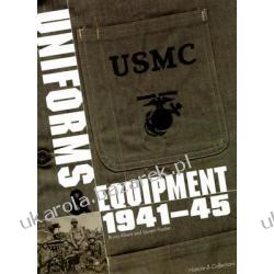Uniforms, Insignia and Equipment of the United States Marine Corps 1941-1945 Ciasta, desery