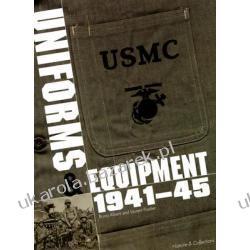 Uniforms, Insignia and Equipment of the United States Marine Corps 1941-1945 Marynarka Wojenna
