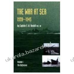 WAR AT SEA 1939-45 DEFENSIVE volume 1 S. W. Roskill