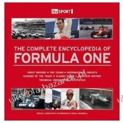 Itv Sport Complete Encyclopedia Of Formula One Jones Bruce