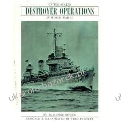 United States Destroyer Operations in World War II Roscoe Theodore Umundurowanie