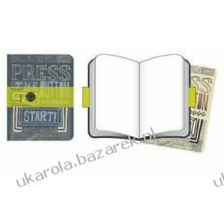 Moleskine Cover Art Start Plain Journal Notebook Pozostałe