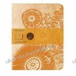Moleskine Cover Art Flower Fantasy Ruled Journal (Moleskine Legendary Notebooks) Kalendarze ścienne