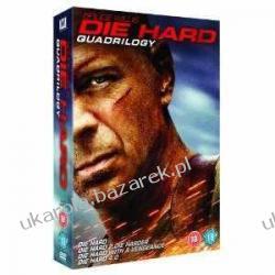 Die Hard Quadrilogy - Die Hard/Die Hard 2/Die Hard With A Vengeance/Die Hard 4.0 DVD