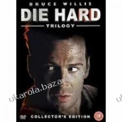Die Hard Trilogy (6 Disc Collector's Edition) DVD Szklana Pułapka