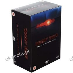 Nieustraszony Knight Rider The Complete Box Set DVD