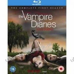 The Vampire Diaries Season 1 Blu-ray Pamiętniki Wampirów Płyty Blu-ray