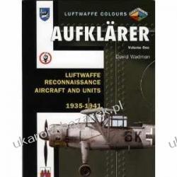 Aufklarer: Luftwaffe Reconnaissance Aircraft and Units 1935-1941 v. 1 (Luftwaffe Colours) Pozostałe