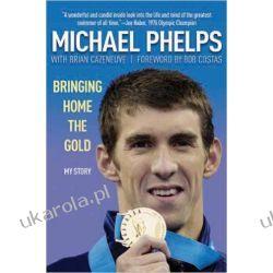 Michael Phelps Beneath The Surface Phelps Michael Cazeneuve Brian Pozostałe