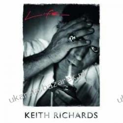 Life Keith Richards Życie Albumy i czasopisma