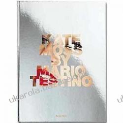 Kate Moss by Mario Testino Kalendarze ścienne