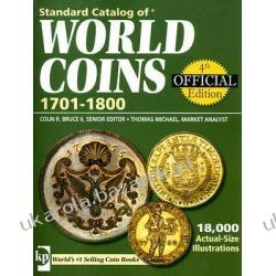 Standard Catalog of World Coins 1701-1800 Kalendarze książkowe