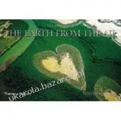 The Earth from the Air Postcard Book Yann Arthus-Bertrand Kalendarze ścienne