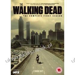 The Walking Dead Season 1 DVD Kalendarze ścienne