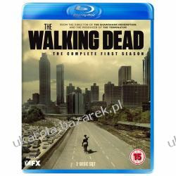 The Walking Dead The Complete First Season 1 Blu-ray Płyty Blu-ray