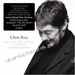 Fool If You Think It's Over... Chris Rea Muzyka i Instrumenty