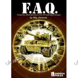 F.A.Q. Frequently Asked Questions on the AFV Painting Techniques Jimenez Mig Kalendarze ścienne