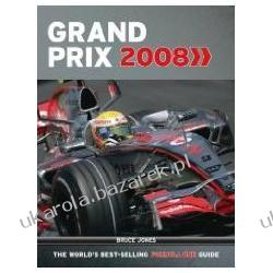 Grand Prix Guide 2008 Jones Bruce