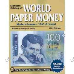 Standard Catalog of World Paper Money - Modern Issues: 1961-Present Świat roślin i zwierząt