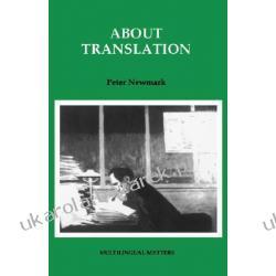 About Translation  Newmark Peter Kalendarze ścienne