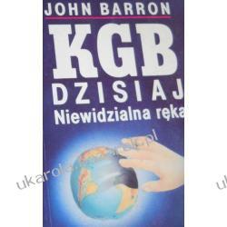 KGB dzisiaj Niewidzialna ręka John Barron Samochody