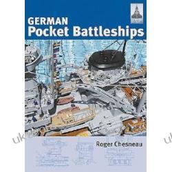 German Pocket Battleships Chesneau Roger Shipcraft  Pozostałe