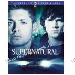 Supernatural Season 2 Complete DVD Nie z tego świata sezon drugi