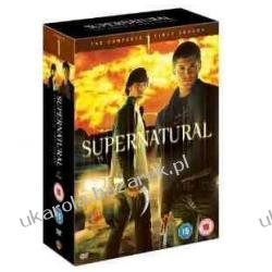 Supernatural The Complete First Season DVD Nie z tego świata sezon 1