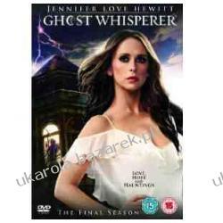 Ghost Whisperer Season 5 The Final Season DVD Zaklinacz dusz  Marynarka Wojenna