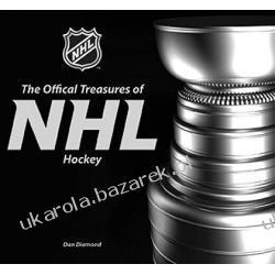 The Official Treasures Of Nhl Hockey Diamond Dan Biografie, wspomnienia