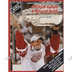 NHL Official Guide & Record Book 2008-2009 National Hockey League Official Guide and Record Book 2009 Dan Diamond