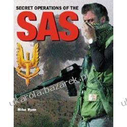 Secret Operations of the SAS Ryan Mike Jednostki specjalne