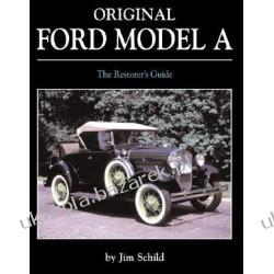 Original Ford Model A Schild James J. Pozostałe