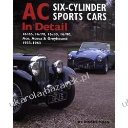 Ac Sports Cars In Detail Six-cylinder Models 1933-1963 Mills Rinsey