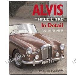 Alvis Three Litre in Detail Culshaw David J. Kalendarze ścienne