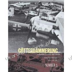 Gotterdammerung Luftwaffe Wrecks and Graveyards volume 1 Green Brett Kalendarze ścienne