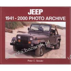 Jeep 1941-2000 Photo Archive Sessler Peter C.