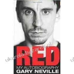 Red My Autobiography Gary Neville