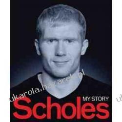 Scholes My Story Paul Scholes  Albumy i czasopisma