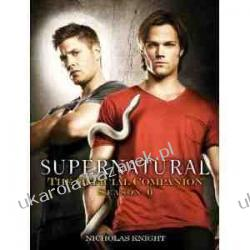 Supernatural The Official Companion Season 6 Pozostałe