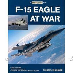 F-15 Eagle At War Rininger Tyson Historyczne