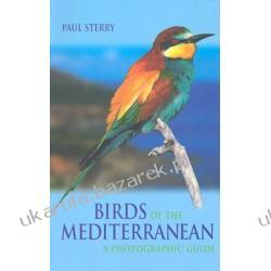Birds of the Mediterranean Sterry Paul Kalendarze ścienne
