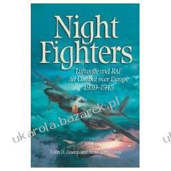 Night Fighters Luftwaffe And Raf Air Combat Over Europe, 1939-1945 Heaton Colin D., Lewis Anne-Marie Kalendarze ścienne