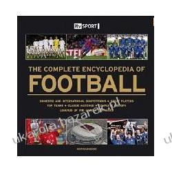 Itv Sport Complete Encyclopedia Of Football encyklopedia piłki nożnej Radnedge Keir