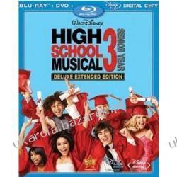 High School Musical 3 Ostatnia Klasa (Blu-Ray + DVD) Kenny Ortega
