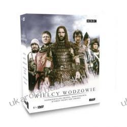 Wielcy Wodzowie 6 DVD film Ogród - opracowania ogólne